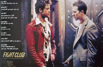 FIGHT CLUB A (Film Review)