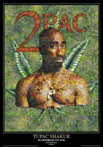 Tupac Photo Mosaic