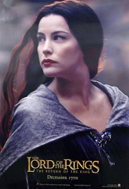 Return of the King Arwen