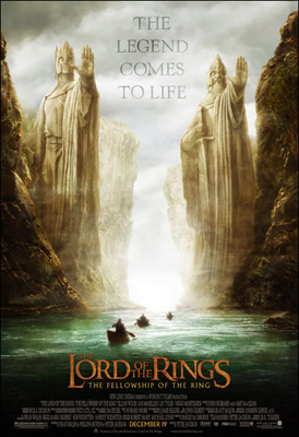 Lord of the Rings Argonauts
