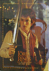 Fellowship of the Ring Frodo
