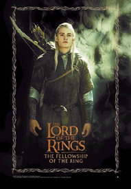 Fellowship of the Ring Legolas