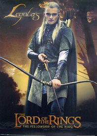 Lord of the Rings Legolas A