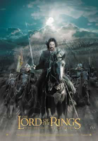 Return of the King Aragorn with Army