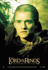 Return of the King Legolas Close-Up