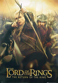 Return of the King Legolas Gimli