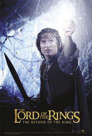 Return of the King Frodo Vertical