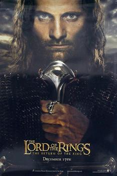Return of the King Aragorn Face