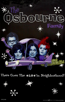 Osbournes Car A