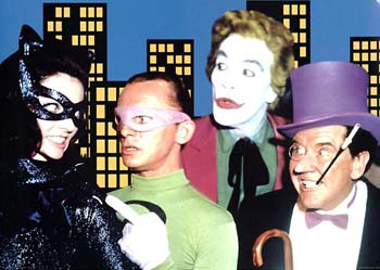 Batman Villains