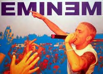 EMINEM Live (Style A)