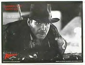 RAIDERS OF THE LOST ARK (British A)