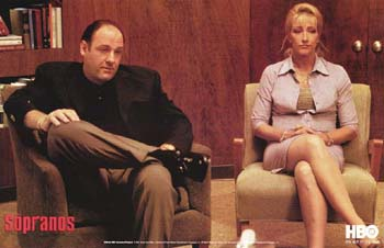 Sopranos(Therapist D)
