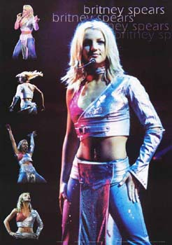 Spears Britney Collage