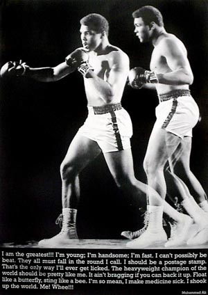 Ali Muhammad (Pose)