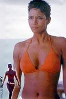 Halle Berry (Swimsuit)