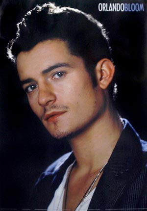 Orlando Bloom (Portrait)