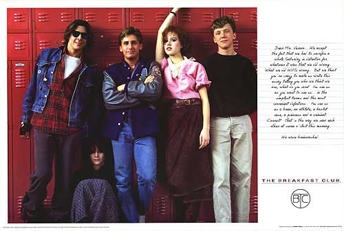 The Breakfast Club (Lockers)