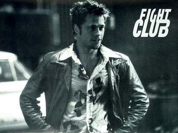 Fight Club  B (Leather Jacket)