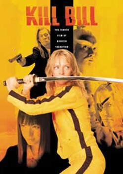 Kill Bill Uma Collage
