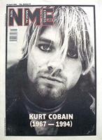 NME Nirvana Kurt Cobain
