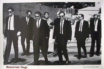 Reservoir Dogs (Walking D)