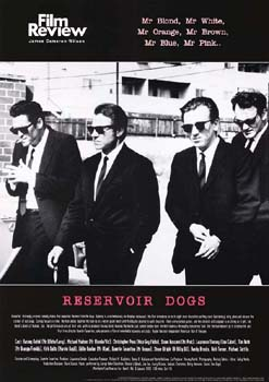 Reservoir Dogs (Film Review E)