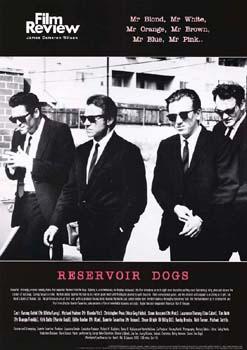 Reservoir Dogs (Film Review E)