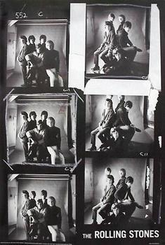 Rolling Stones Collage