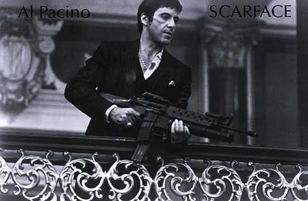 Scarface (Style J)