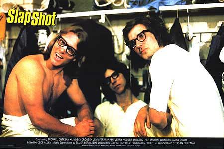 Slapshot Hanson Brothers