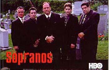 Sopranos Cemetary