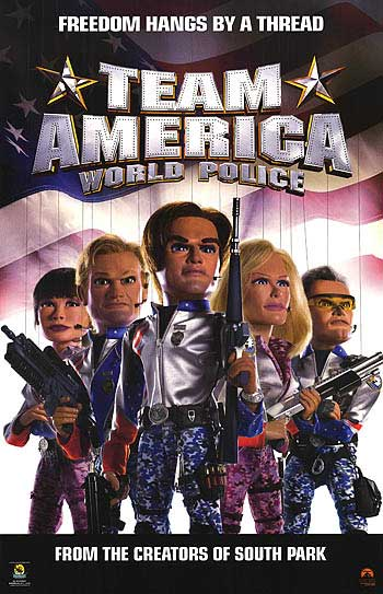 Team America: World Police commercial