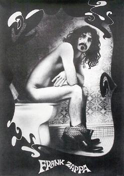 Zappa Frank Toilet