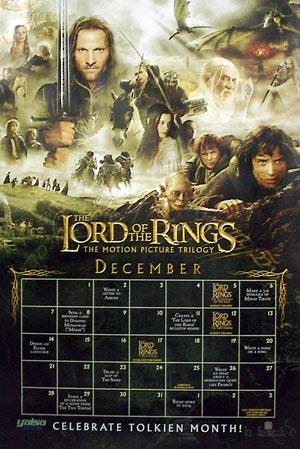 Trilogy Calendar