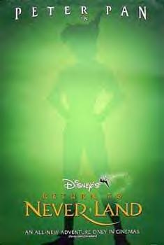 Return to Neverland - Peter Pan