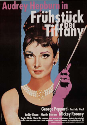 BREAKFAST AT TIFFANY'SGerman