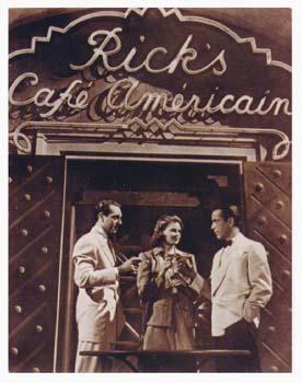 Casablanca (Cafe E)