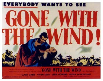 GONE WITH THE WIND B