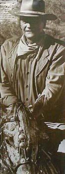 Wayne John (life-size)