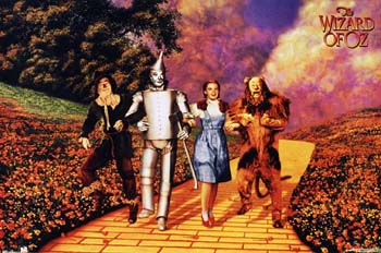 Wizard of Oz (Yellow Brick Road)