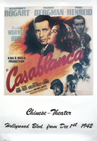 Casablanca Chinese Theater C