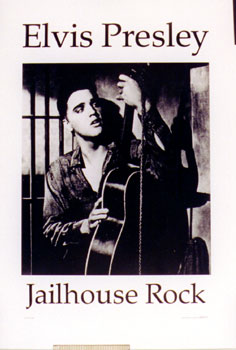 Presley, Elvis  (Jailhouse Rock)