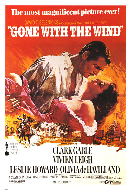 GONE WITH THE WIND A