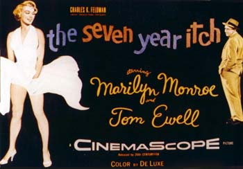 THE SEVEN YEAR ITCH (B)