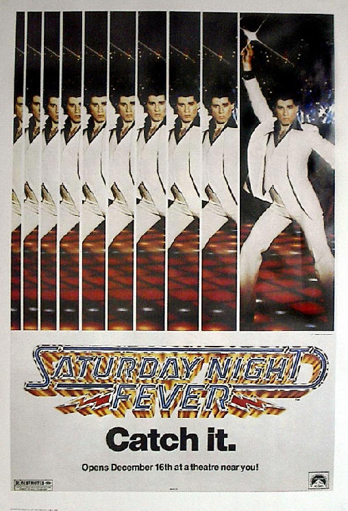 Saturday Night Fever - Catch It