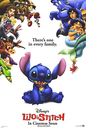 Lilo & Stitch (Cute)