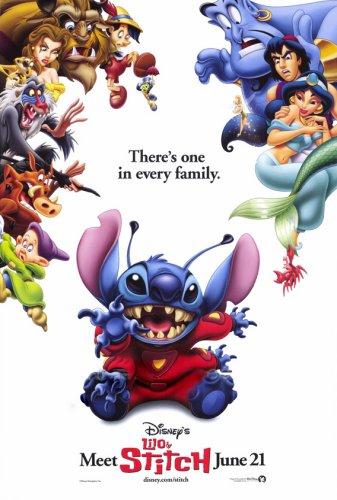 Lilo & Stitch (Evil)