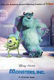 Monster, Inc (Style A)