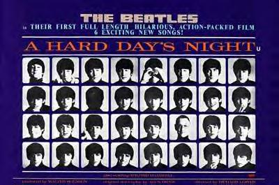 La historia detrás de A Hard Days Night la película